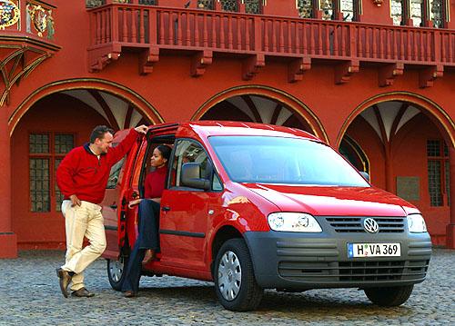 Nový Volkswagen Caddy už je vpředprodeji