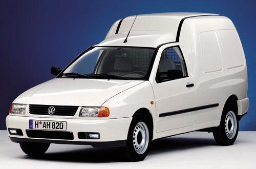 Oblíbený Volkswagen Caddy Van ENTRY