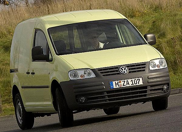 Volkswagen Caddy Entry již od 299900 Kč bez DPH
