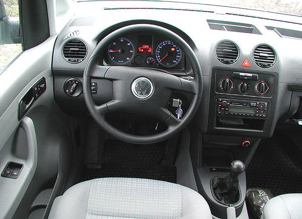 Nový Volkswagen Caddy – spředchozím modelem Caddy má společné pouze jméno a výšku