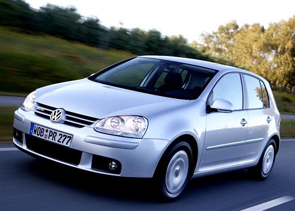 Nový VW Golf BlueMotion na autosalonu ve Frankfurtu