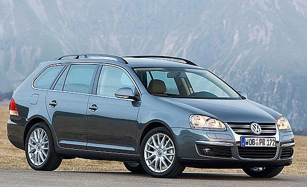 Nový Volkswagen Golf Variant 4Motion