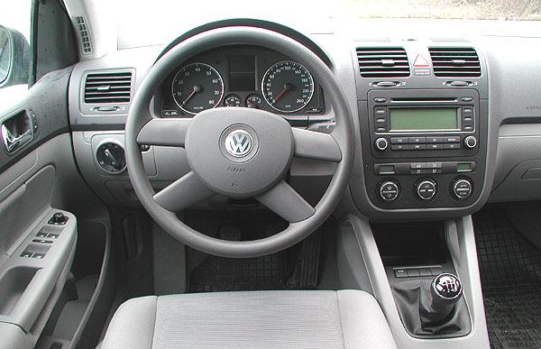 Nový Volkswagen Golf v testu redakce