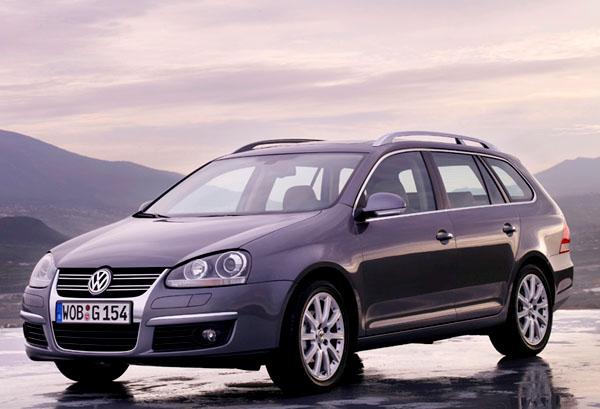 Evropský bestseller Volkswagen Golf přichází vprovedení Variant