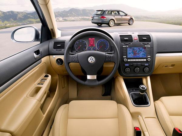 Evropský bestseller VW Golf přichází jako Variant