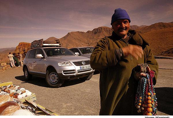 Volkswagen Touareg na cestu kolem světa!