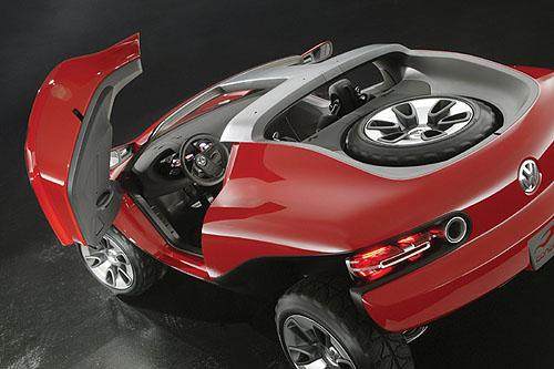 Volkswagen představuje na Mezinárodním autosalonu vDetroitu ve světové premiéře SUV studii concept T