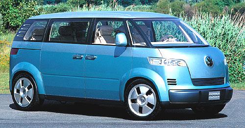 Volkswagen Microbus – originální minibus do výroby