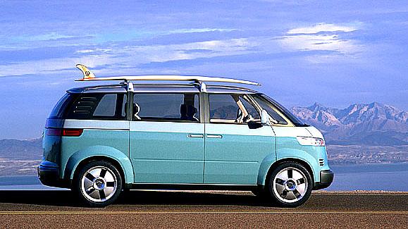 Volkswagen uvede Microbus na mezinárodní trh