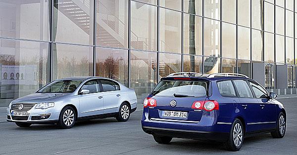 """Passat BlueMotion vyhlášen jedním ze tří """"World Green Cars 2008"""""""