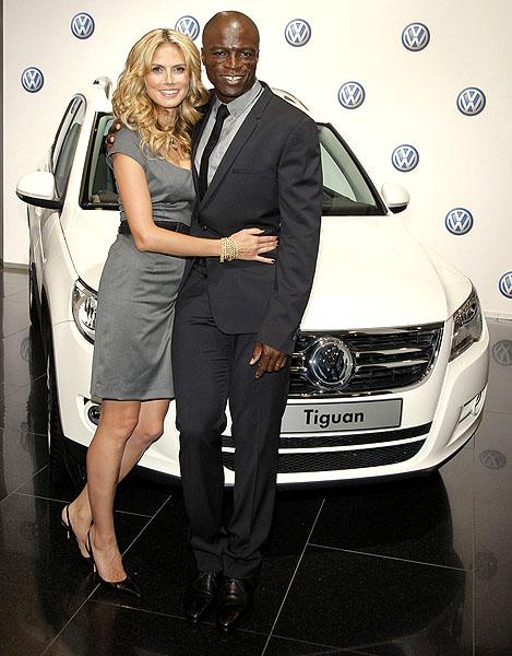 VW Tiguan přiváží do ČR jednu znejzářivějších hvězd na světovém hudebním nebi, zpěváka Seala