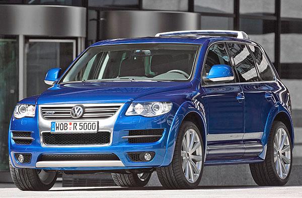 Volkswagen Touareg R50 patří knejvýkonnějším SUV na světě