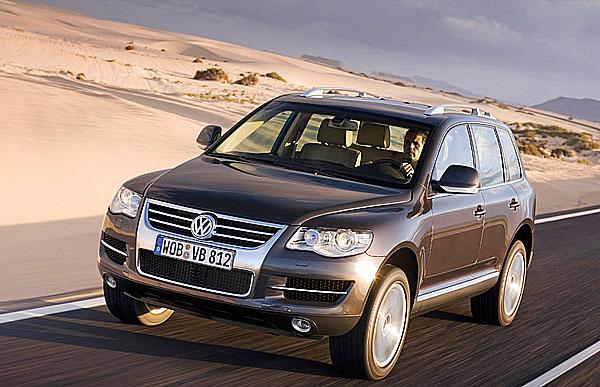 Nový VW Touareg přichází na český trh
