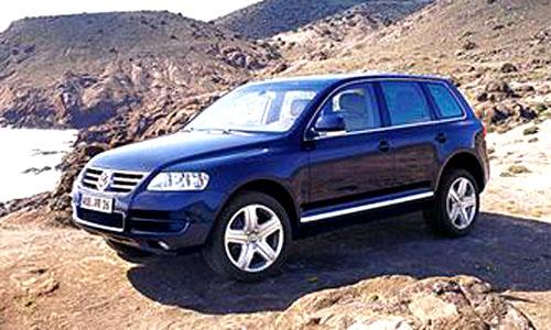 Volkswagen už brzy vyjede se svým luxusním off-roadem Touareg