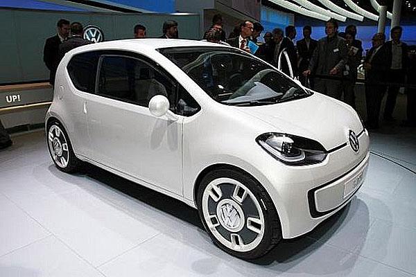 Světová premiéra Volkswagenu na probíhajícím Autosalónu ve Frankfurtu: