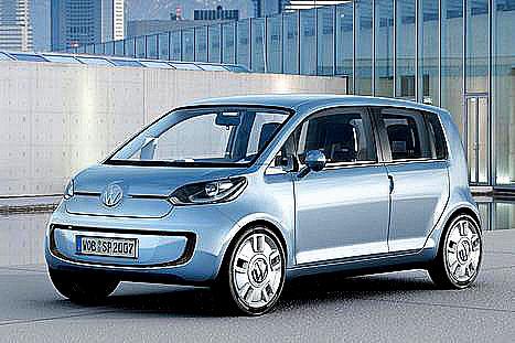 Světová premiéra vTokyu: Volkswagen space up!