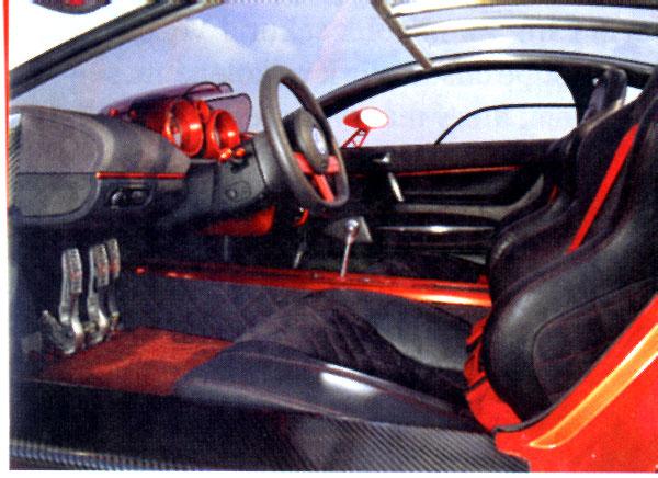 Volkswagen W12 Coupé