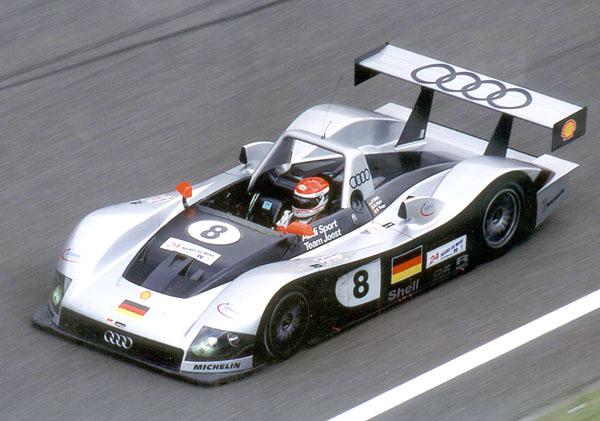 Vyhraje Audi vLe Mans?