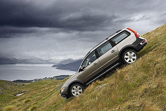 """Nové Volvo XC70 - kategorie """"crossover""""– zahájení prodeje v srpnu 2007"""