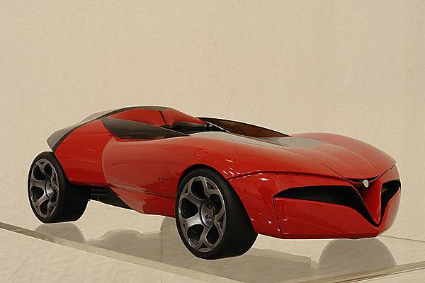 """V Centro Stile Fiat udělena ocenění v rámci soutěže """"Design the Italian Way"""""""