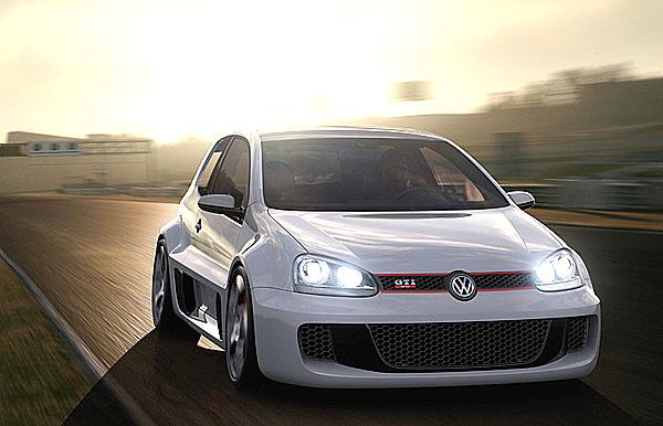 Dva supersporty Volkswagen zWolfsburgu: