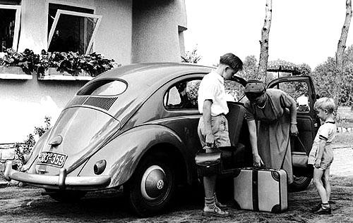Po 58 letech zakončena výroba automobilové legendy - Volkswagen Brouka