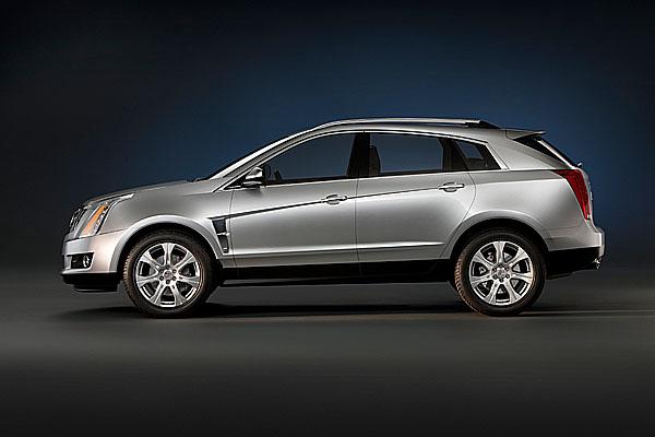Cadillac zveřejňuje první informace o crossoveru SRX příští generace, který bude na trh uveden ve druhépolovině roku 2009.