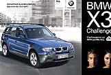 BMW X3 Challenge: 33 týmů je připraveno na extrémní boj
