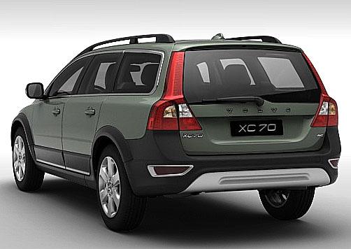 Volvo XC70 – ryze sportovní automobil