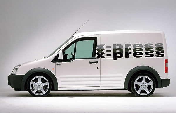 Ford Transit Connect X-Press:
