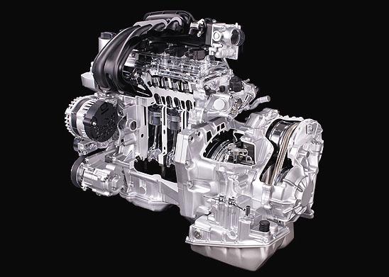 Prodej vozidel Nissan sbezestupňovou převodovkou CVT v roce 2007: 1088000 ks