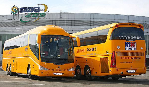 Scania Irizar PB se stal nejlepším autobusem roku 2007