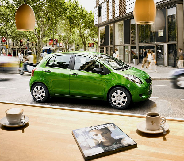 Atraktivní nabídka: Toyota Yaris