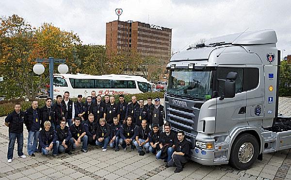 Titul nejlepšího evropského řidiče kamionu putuje do Polska