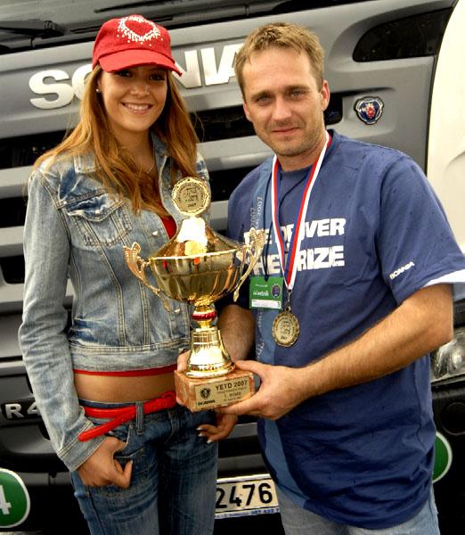 Nejlepší čeští truckeři bojovali o titul