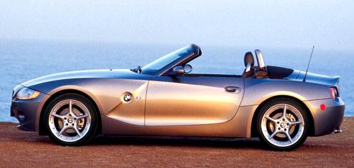 Nový roadster BMW Z4: špičkový dvousedadlový vůz s úžasným designem lákajícím všechny vaše smysly