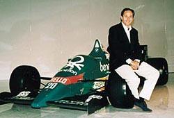 Z kokpitu ředitelem - Gerhard Berger o vstupu BMW do F1