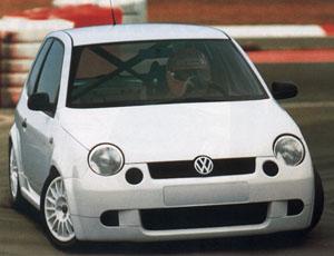 Závodní Volkswagen Lupo