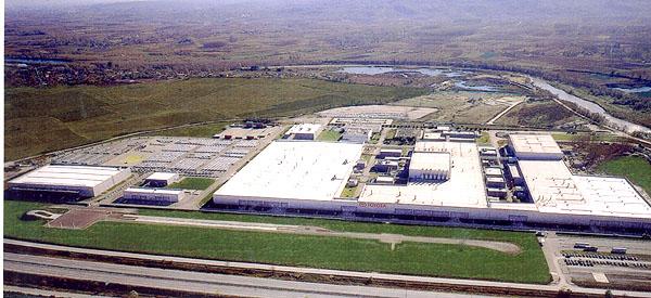 Výrobní závod Toyota v Turecku již exportuje