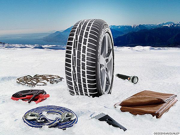 Čeští řidiči a zimní pneumatiky