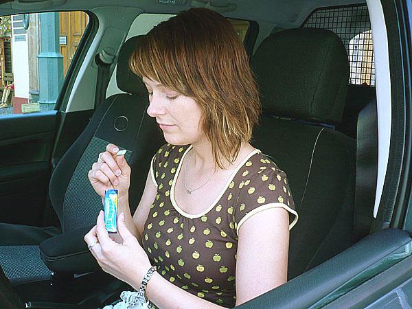 Značka Airwaves provedla včervnu průzkum mezi řidiči na téma koncentrace za volantem